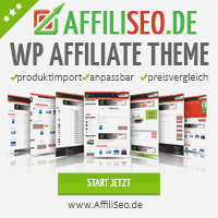 AffiliSeo - Affiliate Theme
